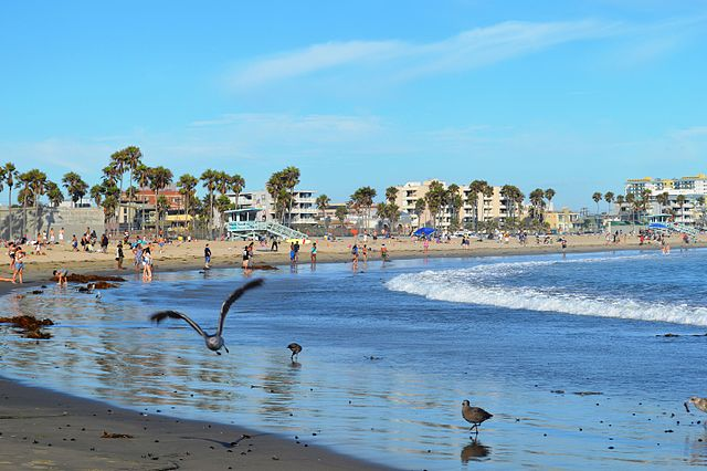 Beaches at Los Angeles