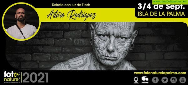 Fotonature contará con un taller teórico y práctico del prestigioso fotógrafo internacional Arturo Rodríguez