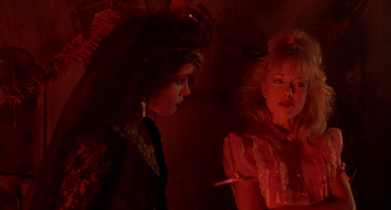 Amelia Kinkade Night Of The Demons film critic, esq.: night of the demons (1988)