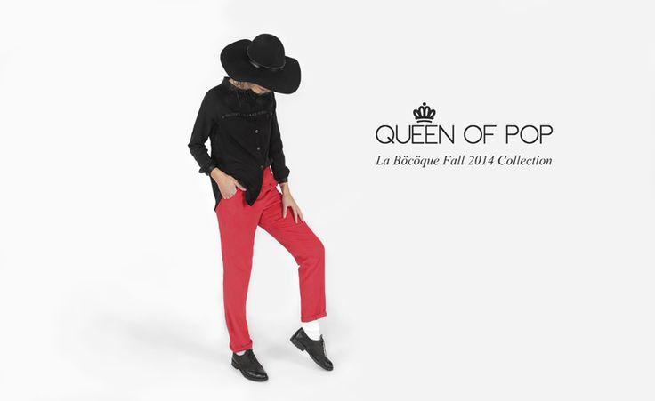 Queen of pop Colección otoño 2014