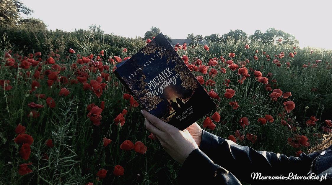 marzenie literackie, robyn schneider, początek wszystkiego
