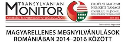 EMNT, Tőkés László, magyarellenesség, Románia, kisebbségi jogok, Transylvanian Monitor