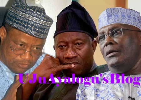 PDP Convention: Tension As IBB Boys, Atiku, Jonathan, Govs. Battle To Hijack Party ...See Who's Supporting Who For The National Chairmanship