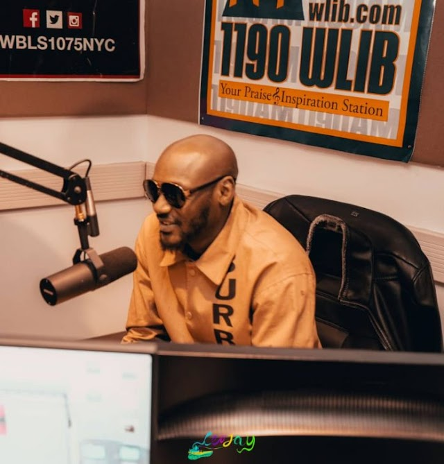 2Baba, Kicks Off Media Tour In US After Successful Release Of 'Warriors'