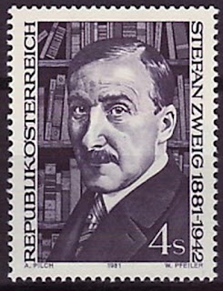 Austria No. 1692  Stefan Zweig