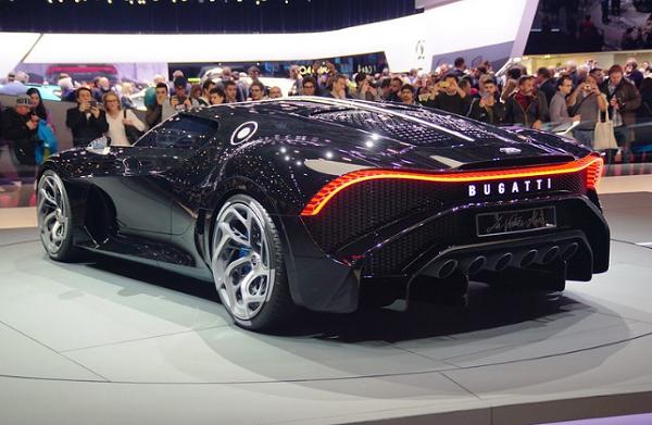 Hypercar Termahal di Dunia, Bugatti La Voiture Noire