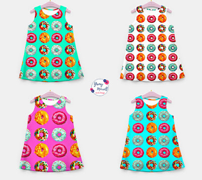 donuts-pattern-girls-dress-by-yamy-morrell