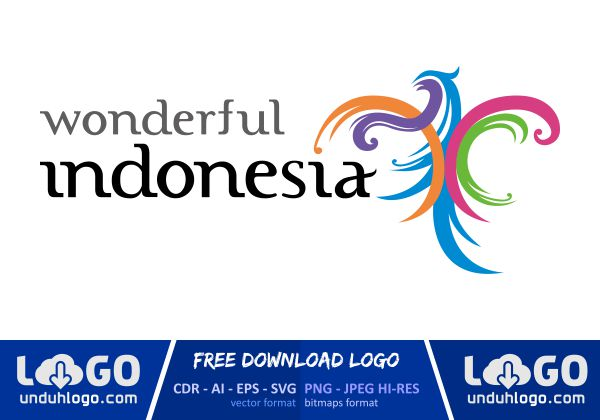 Logo Wonderfull Indonesia