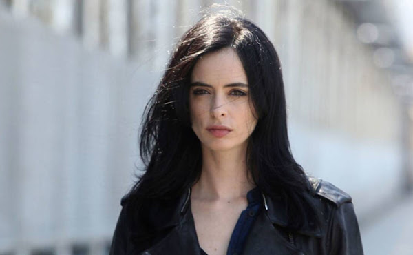 Krysten Ritter de 'Jessica Jones' entra para o elenco de 'Night Books' da Netflix