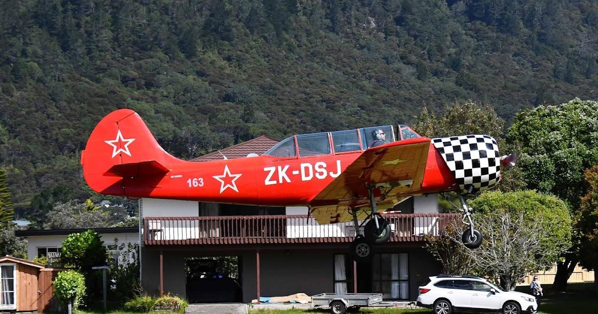 NZ Civil Aircraft: North Shore Warbirds