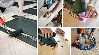 Outils bricolage et décoration DIY