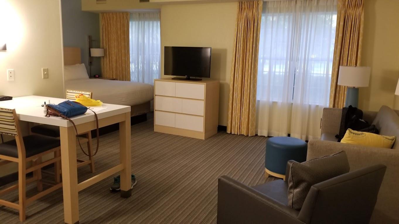 Sonesta ES hotel, Ann Arbor, MI. Very comfortable!
