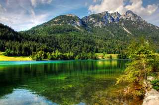 Top 10 Awesome Hidden Destinations Must to explore once in a Life, Grüner See, Austria