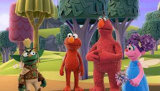 Elmo Alphabet Challenge