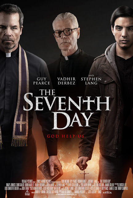 Guy Pearce es una exorcista en 'The Seventh Day' [Tráiler]