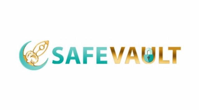 Gambar Logo SafeVault (VAULT)