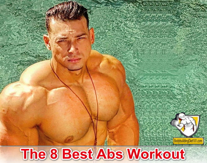 Do you really want to build up and strengthen your abs?  Try this super abs workout.