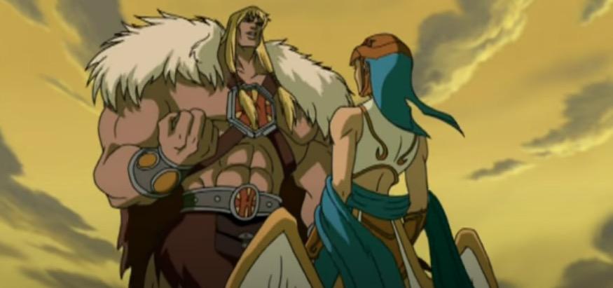Masters of the Universe Revelation King Grayskull
