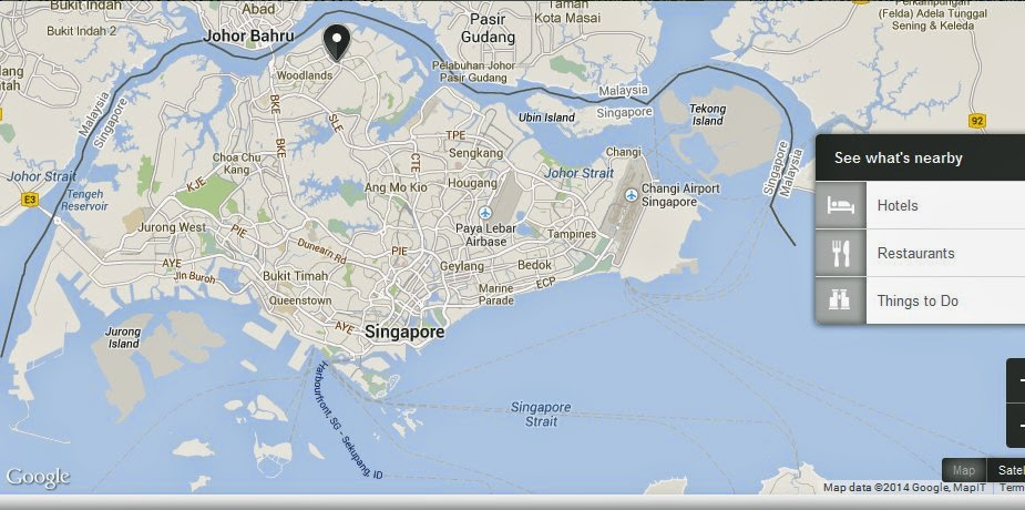 Sembawang Hot Spring Singapore Location Attractions Map,Location Attractions Map of Sembawang Hot Spring Singapore,Sembawang Hot Spring Singapore accommodation destinations hotels map reviews photos pictures