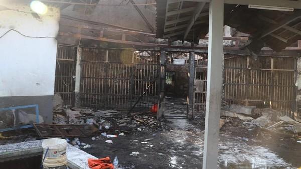 Bertambah Lagi, Korban Tewas Lapas Tangerang Jadi 44 Orang