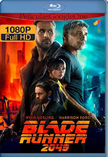 Blade Runner 2049 (2017) [1080p BRrip] [Latino-Inglés] [LaPipiotaHD]