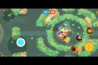 Download Heroes Strike Offline MOD Apk Latest Version 2021