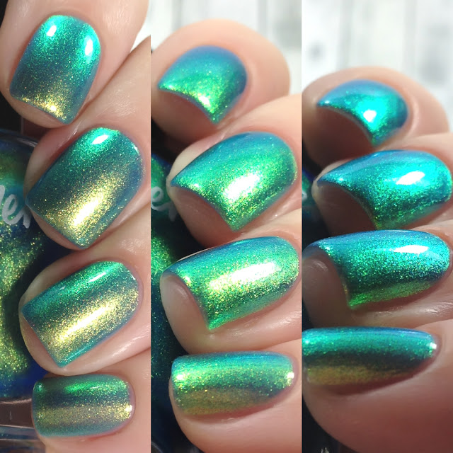 KBShimmer-I Can Sea Clearly Now