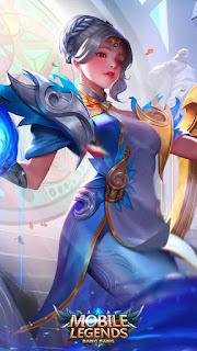 Lunox Cosmic Harmony Heroes Mage of Skins V3