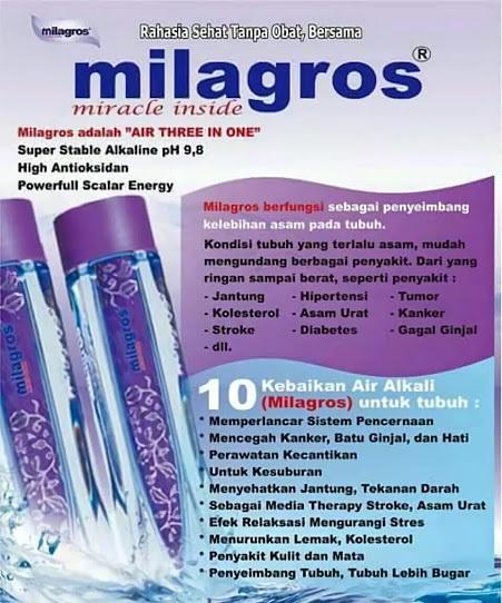 info milagros