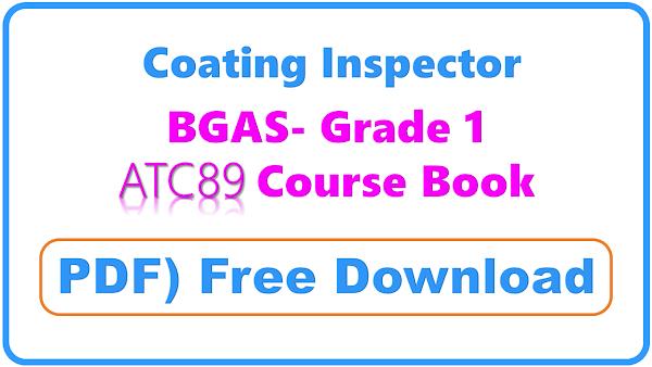 BGAS - Grade - 1  ATC89 Course Book