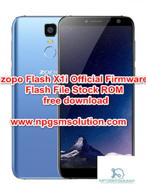 zopo Flash X1i Official Firmware Flash File Stock ROM free download,zopo Flash X1i flash file