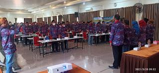 Rakerdakab PPDI Tuban Jawa Timur
