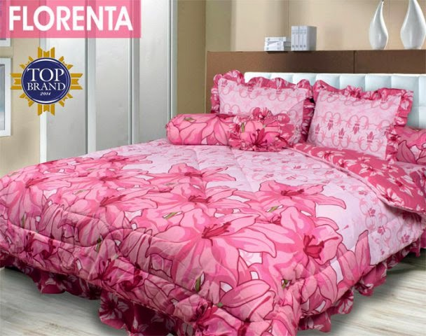 doownload Katalog sprei my love terbaru 2014