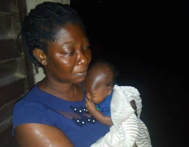 Ekiti: Woman arrested for alleged theft of two-month-old baby