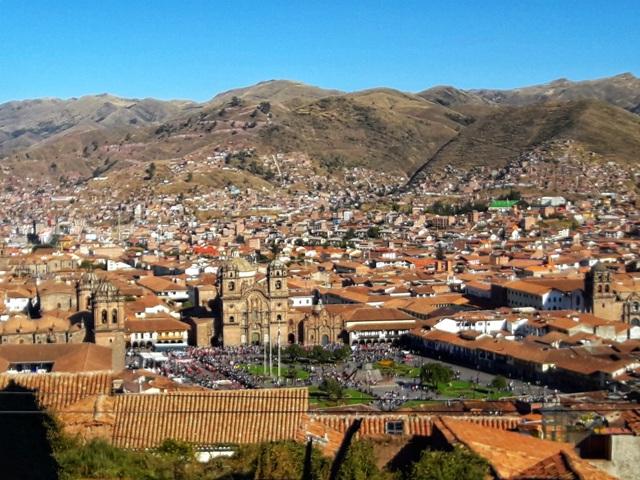 que ver en Cusco en 1 dia