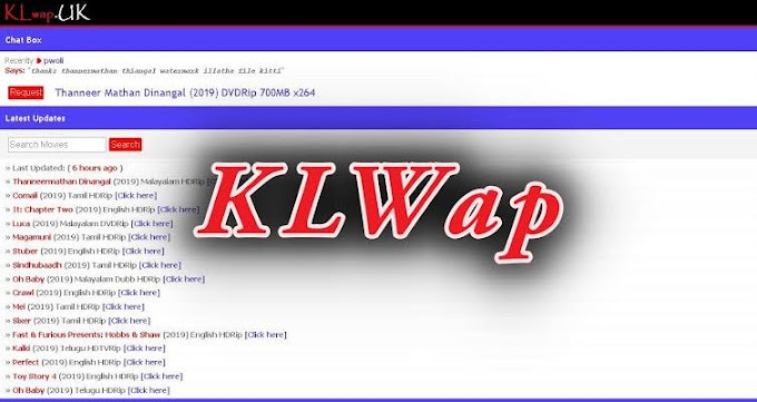 KLwap.in 2020- [720p] KLwap Malayalam Movies Download