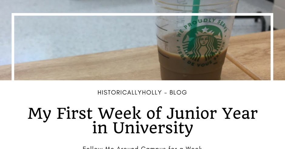 """my first week at university You've probably hyped up your first week already you're reveling in your newfound independence, the impending """"best four years of your life"""" and the countless experiences that will someday turn into excellent stories."""