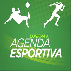 Confira a Agenda esportiva da TV e streaming para esta quarta.