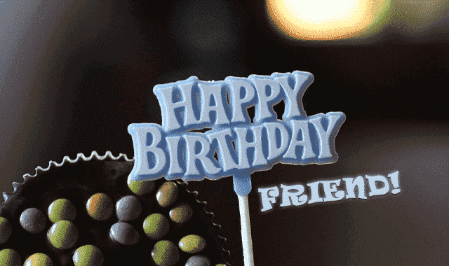 short and simple birthday wishes for friend
