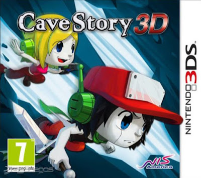 Videojuego Cave Story3D Nintendo