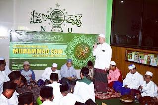 Peringatan Maulid Nabi PCNU Kota Pasuruan