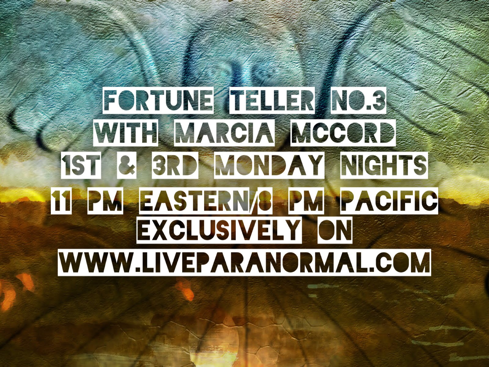 Fortune Teller No. 3 Web Radio
