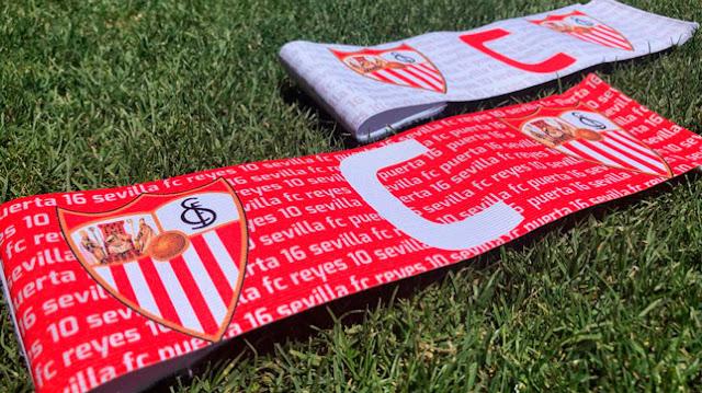 Brazaletes Capitán Sevilla FC