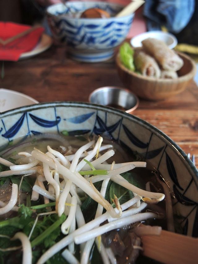 Londen: lekker eten met natte voeten in China town