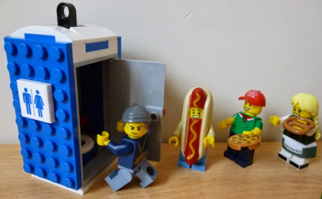 My life as a Coeliac in LEGO form