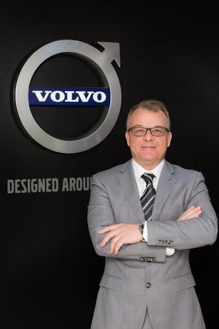 Νέος Διευθυντής πωλήσεων στη Volvo Car Hellas