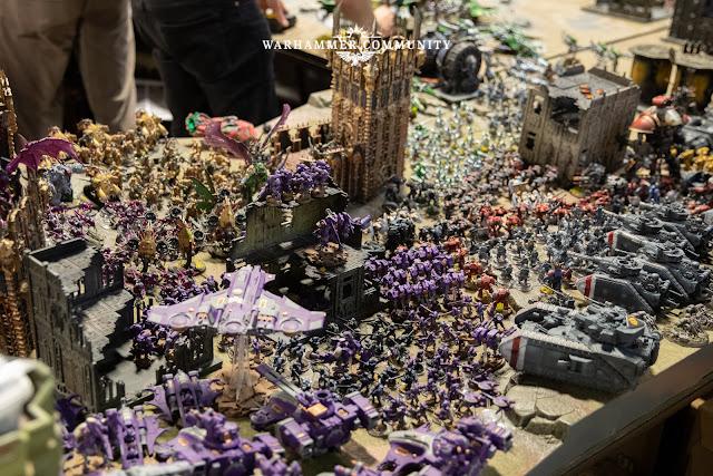 WArhammer 40,000 Apocalypse Warhammer World