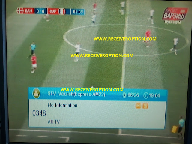 NEOSET 17000 HD RECEIVER BISS KEY OPTION