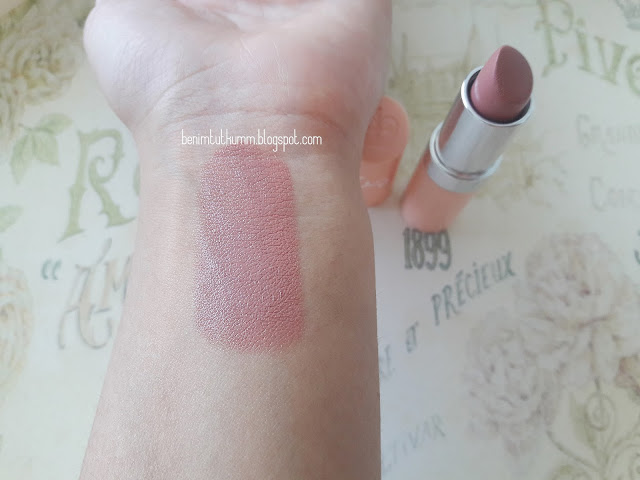 Rimmel London Kate Moss Nude Ruj - 45