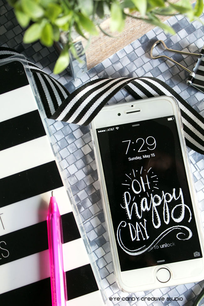 free cell phone screensaver, cell phone background, chalkboard letters